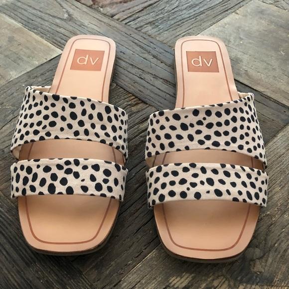 d240d27b0 Dolce Vita Shoes - Women's Dolce Vita Bryn Asymmetrical Slide Sandals